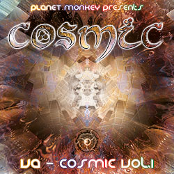 Cosmic Vol.1 cover